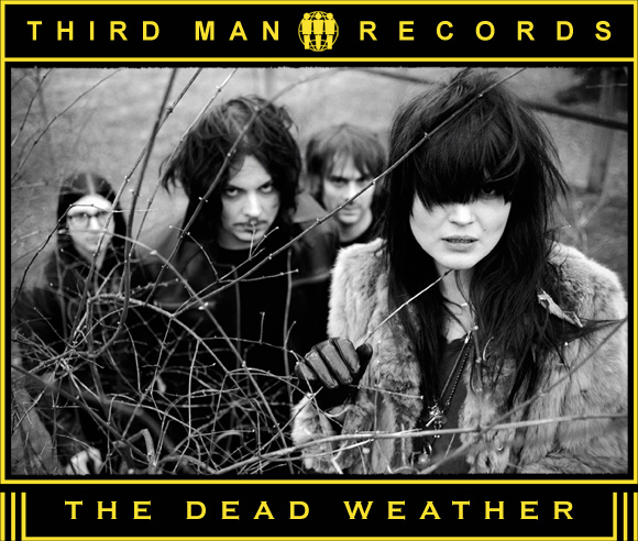 Discosalt- the dead weather album art