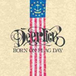 Discosalt- Deer tick- born_on_flag_day album art