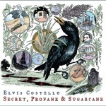 Discosalt- elvis-costello-secret-profane-sugarcane-album-art