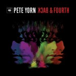 Discosalt- Pete Yorn back and forth album art