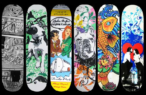Shais Boards