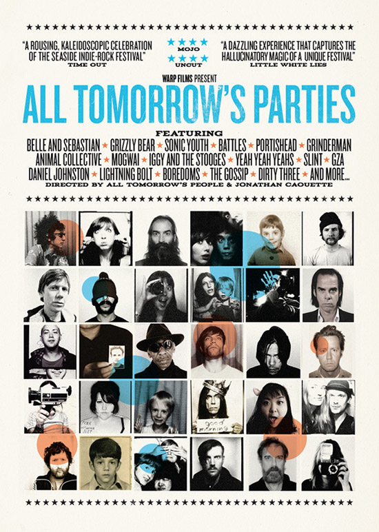 All Tomorrow s Parties movie