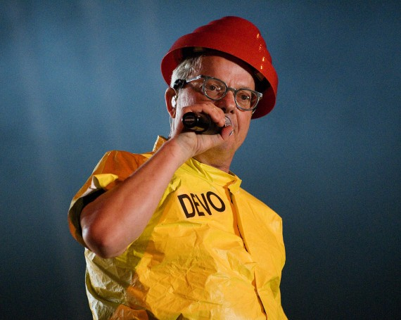 Q + A : Devo's Mark Mothersbaugh