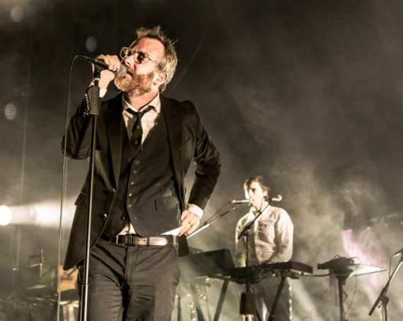 The National @ Greek Theatre, LA