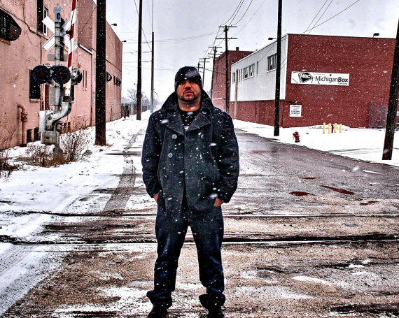 Q + A : Apollo Brown