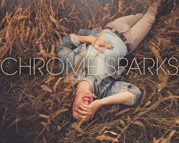 Q + A : Chrome Sparks