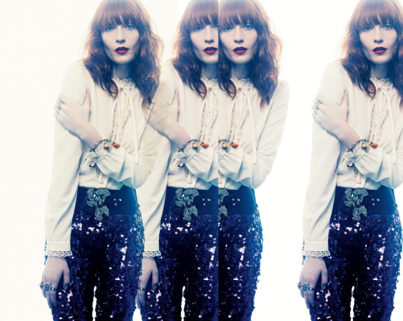 Q + A : Florence and The Machine