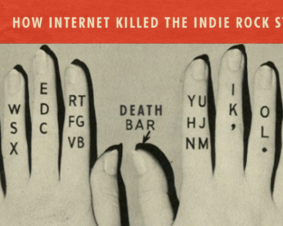 How Internet Killed the Indie Rock Star