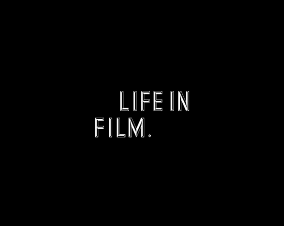 Q + A : Life in Film