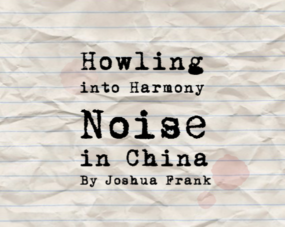 Noise Music in China