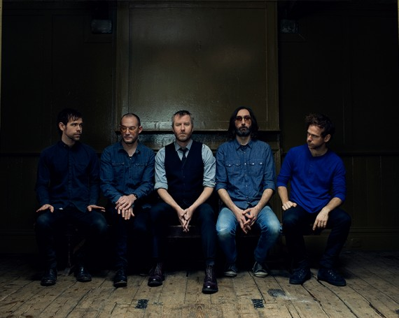 Q + A : The National