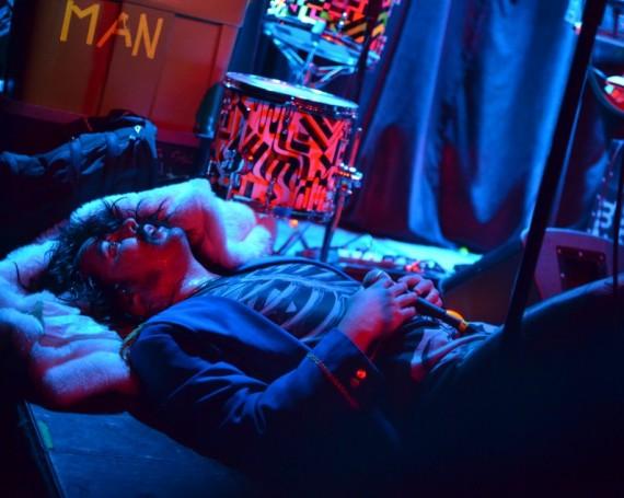 Man Man @ The Constellation Room, LA