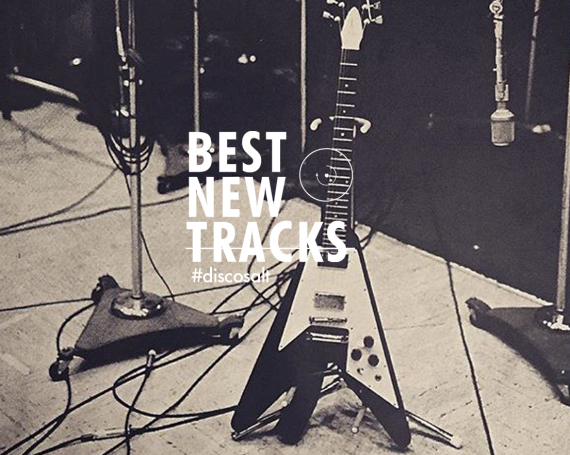 Best New Tracks : April 2016