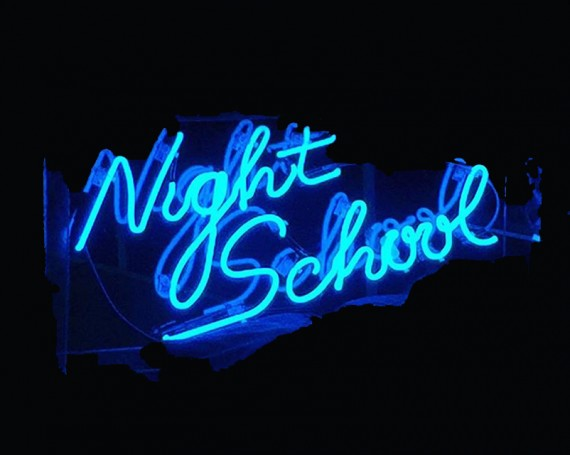Night School in Session with Neon Indian