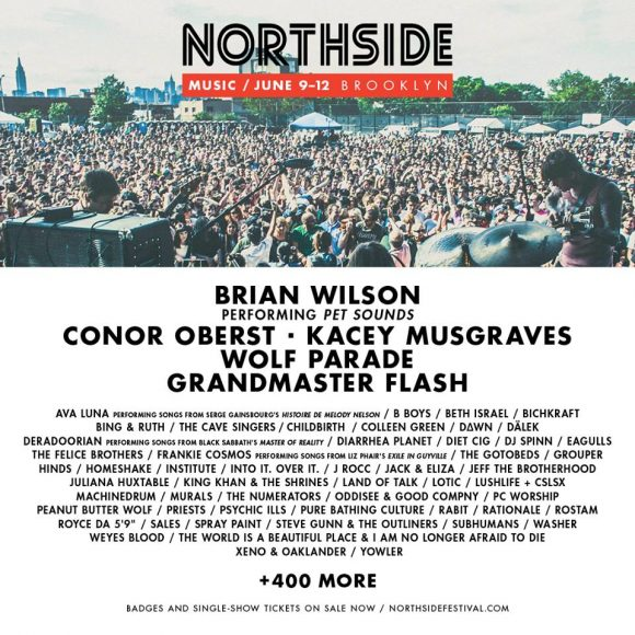 Northside Festival on Discosalt